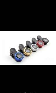 Clip lens