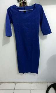 Dress ola ramlan bodycon