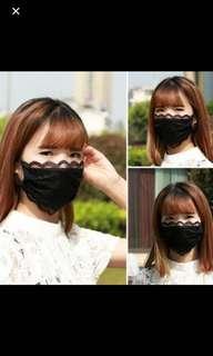 Black mask UV