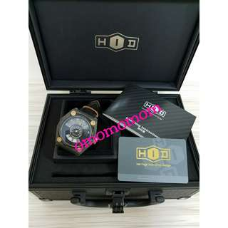 HID Watch T1D1 M010101LE 限量版100隻