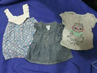 Tops for 2yrs old