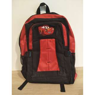 Pixar Cars Backpack for Kids
