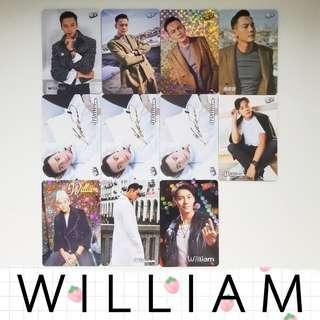William yescard 陳偉霆