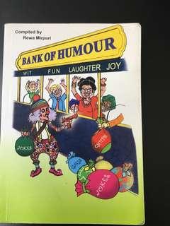 Joke Book- Bank of Humour