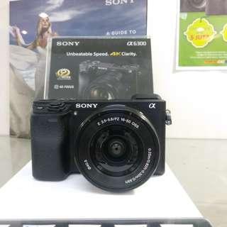 Sony A6300 DP 0% Bunga Ringan Kredit Tanpa KartuKredit Proses3Mnt