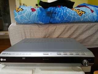 Brand new LG dvd player [LH-T252]