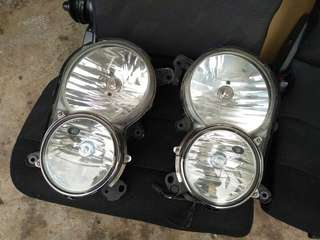 Japan l9 Move Headlamp For kenari