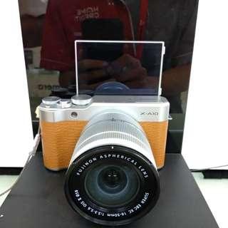 Fuji X-A10 DP 0% Bunga ringan bisa kredit Tanpa KartuKredit Proses 3Menit