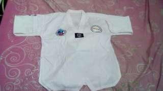 WARRIOR Taekwando Uniform (White Size 2: 160 cm)