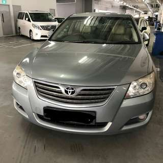 TOYOTA CAMRY 2.0(A) 2008