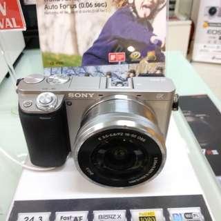 Sony A6000 DP 0% Bunga Ringan Kredit Tanpa KartuKredit Proses3Mnt