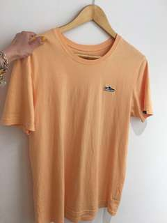 Vans-橘色上衣