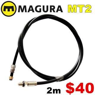 Magura MT2 DIY 2m Hose Sets --------  (Magura MT2 MT4 MT5 MT5e MT6 MT7 MT8 Trail XTR M9020 XT M8020 M8000 M785 SLX M7000 M675 M315 ) DYU