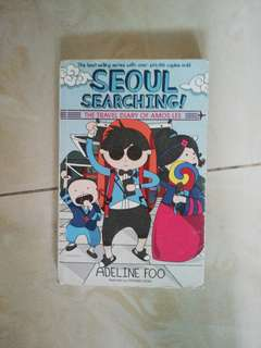 Diary of Amos Lee: Seoul Searching