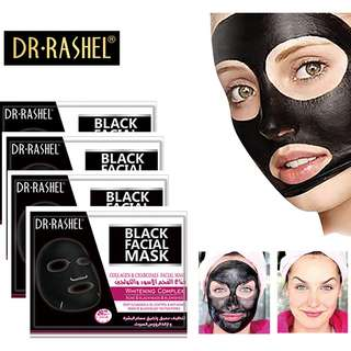 Charcoal & Collagen Whitening Complex Facial Mask
