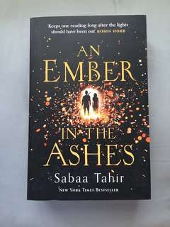 EUROPEAN EDITION An Ember in The Ashes