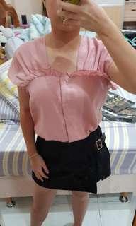BKK Pink Top