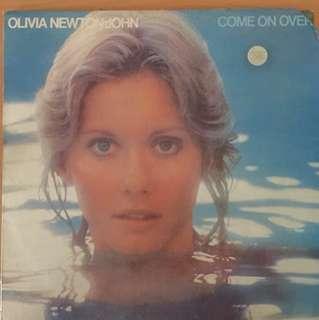Olivia Newton John Vinyl