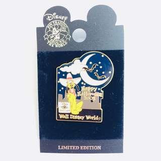 美國迪士尼 Disney Pluto 布魯圖 2003 萬聖節 限量 LE 500 pin襟章 徽章
