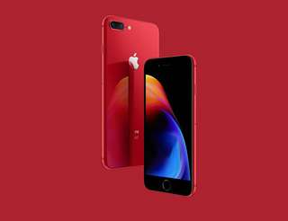 iPhone 8 Plus Sealed RED 256GB Non activated