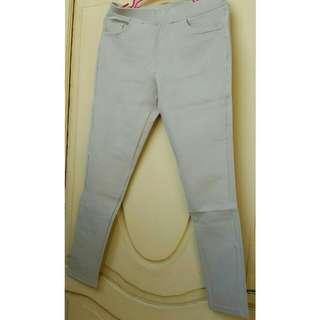 Celana Panjang Hitam Kaos Stretch