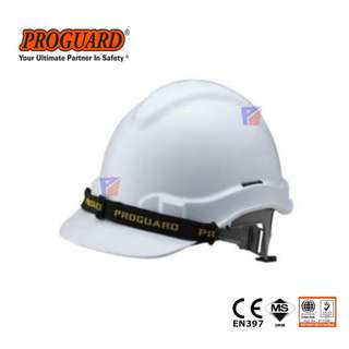 Proguard-Safety Helmet(WHITE/Sirim Certified)