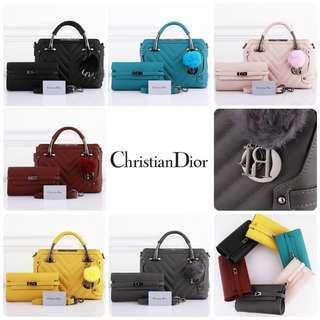 Dior Natasha Chevron 7701