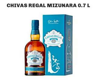 Chives Whisky limited collection