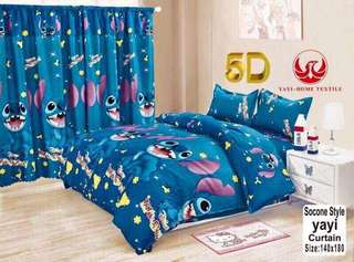 Stitch Bedsheet 4in1