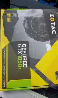 Zotac gtx1050ti 4gb