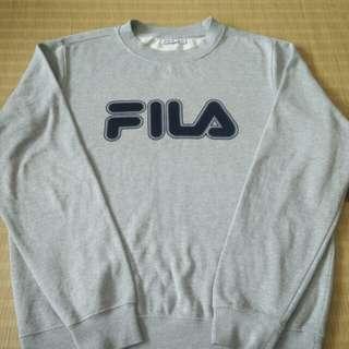 Fila Big Logo Sweatshirt