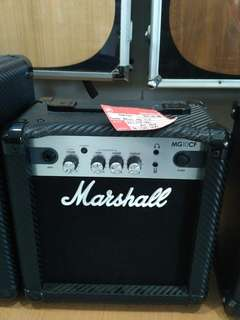 Marshall Guitar Amply MG10CF