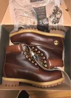 Timberland men's boots brand new in box