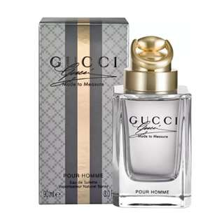 GUCCI MADE TO MEASURE POUR HOMME EDT FOR MEN