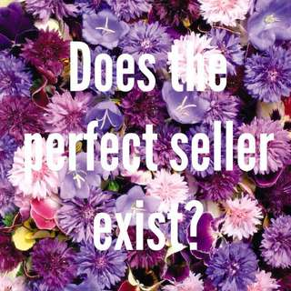 All About Sellers This Time...
