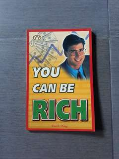 You can be RICH