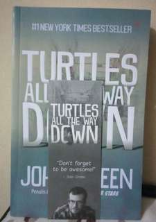 Turtles all the way down [new book]