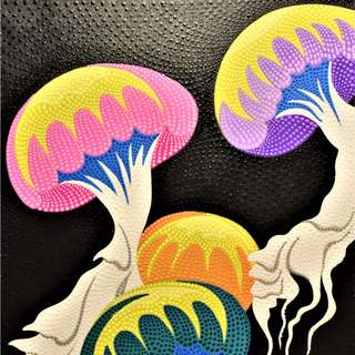 Jellyfish Party Painting (70cm x 90cm)