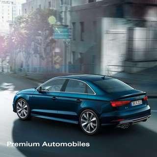 Audi A3 Sedan 1.0 TFSI S tronic