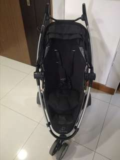 Price reduced $250 Quinny Zapp Xtra2.0 Rocking Black