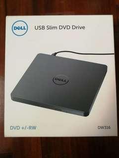 Dell USB Slim DVD Drive