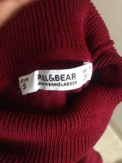 Turtle neck Pull n Bear