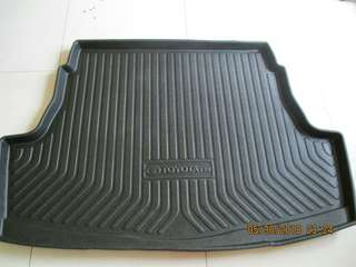 VIOS trunk tray