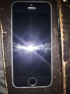 IPHONE 5s (64gb) original apple set