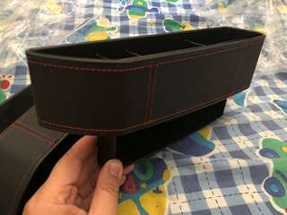 Car accessories  leather box