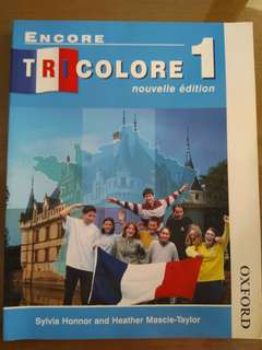 French Study Book