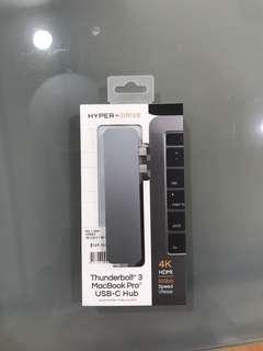 Hyperdrive - Thunderbolt 3 USB C hub