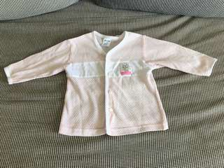 Long sleeves shirts / top (size 6-12 months)