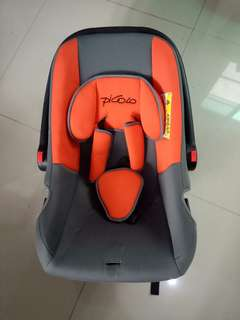 Picolo car seat & rocker
