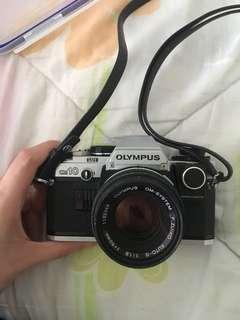 Olympus OM-10 Film Camera